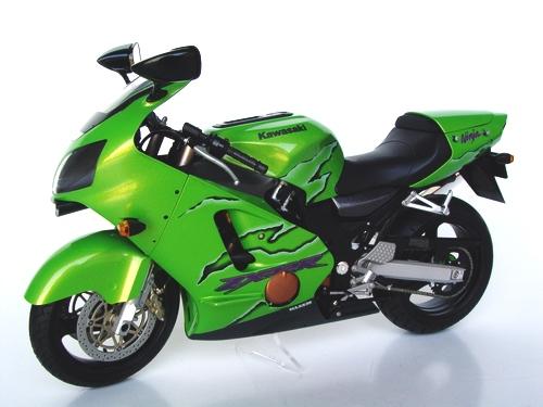 Tamiya 1 12 Kawasaki Ninja Zx 12r