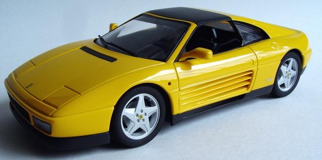 1:24 Hasegawa Ferrari 348 ts