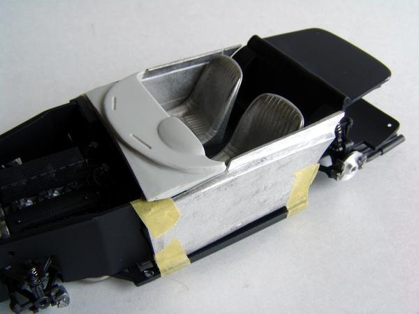Ferrari Crate Grille : Model factory hiro ferrari gtb competizione le