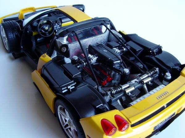 Tamiya/Acu-STion 1/24 Ferrari Enzo