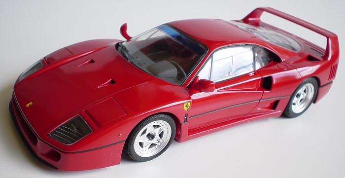 Tamiya 1/24 Ferrari F40