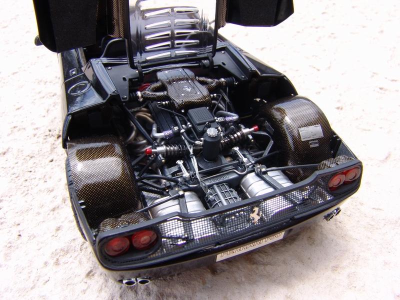 Tamiya 1/24 Ferrari F50