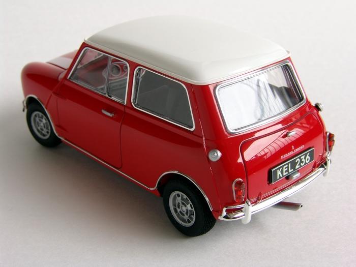 TAMIYA Decal 24039 1//24 Morris Mini Cooper 1275S Mk.1