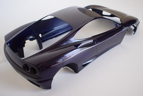 Perfect Paint Model Cars Magazine